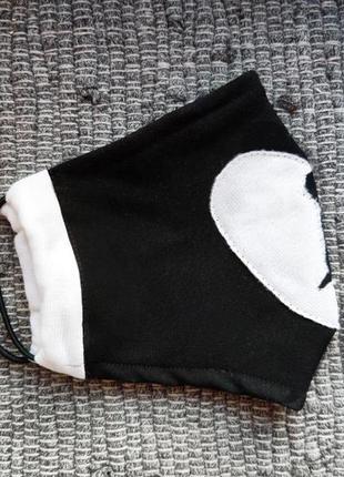 Многоразовая маска с мордочкой