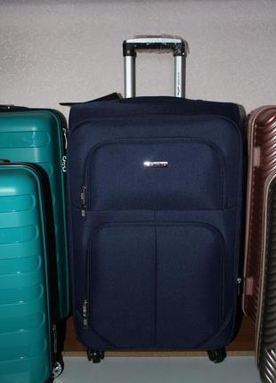 Супер надёжный чемодан 4 колеса, надійна валіза на 4 колесах