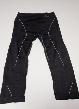 Mckinley спортивные штаны 3/4 капри леггинсы тайтсы