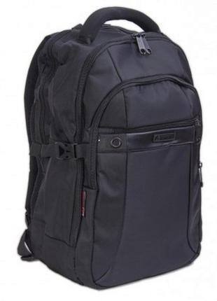 Стильный рюкзак witzman (оригинал) oxford, для ноутбука круче swissgear (большой 50*35*17)