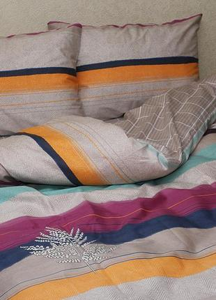 Комплект постельного белья с компаньоном s3712 фото