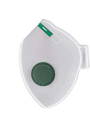 Респиратор маска бук-1к ffp1 с клапаном.2 фото