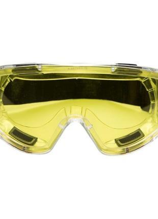 Защитные очки sigma закрытые с непрямой вентиляцией