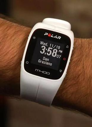 Часы спортивные polar m400