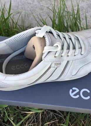 Мужские демисезонные полуботинки  ecco summer sneaker 540024 02152