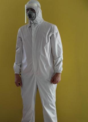 Защитный костюм комбинезон многоразовый качественней