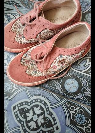 Кеды, туфли на шнурках next 9