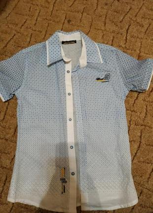 Рубашка 140/10 лет