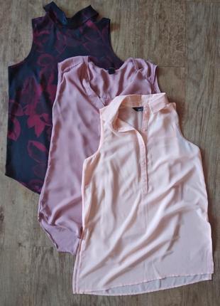 Майка блуза блузка s-m