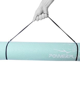 Коврик для йоги и тренировок 183*61 см