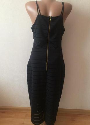 Шикарне фірмове плаття міді kardashian kollection