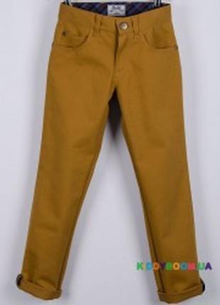 Крутые  горчичные  брюки р. 50-52