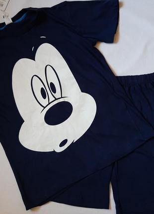 Комплект для мальчика футболка шорты 12-152