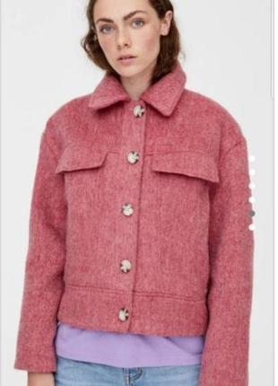 Пальто pullandbear