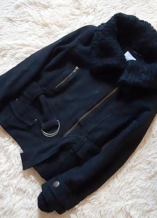 Стильное качественное пальто от next