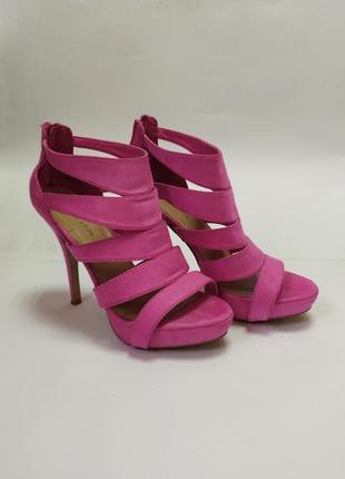 Босоножки на высоком каблуке new look