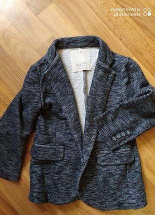 Пиджак трикотаж