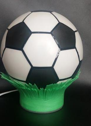 Нічник для дитячої кімнати мяч