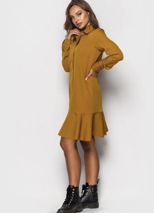 Женское платье.нарядное женское платье.платье рубашка.