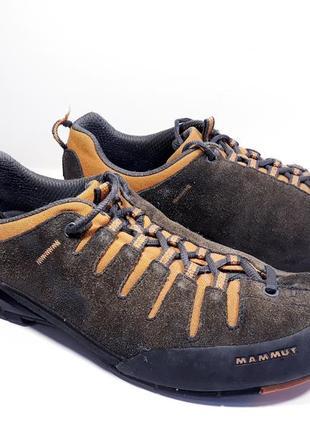 Мужские треккинговие кроссовки
