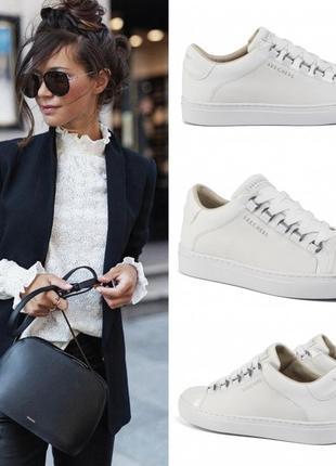 Базовые, очень стильные кроссовки американского бренда skechers side street - core-set