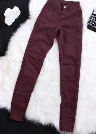 Фименные джинсы, деним
