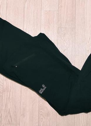 Мужские трэккинговые софтшел штаны jack wolfskin softshell