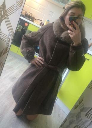 Пальто, шерстяное пальто, натуральное пальто, демисезонное пальто