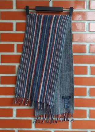 Tommy hilfiger мягкий шерстяной шарф