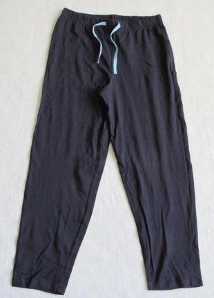 Спортивные (пижамные) штаны на девочку 134/140 см от pepperts новые