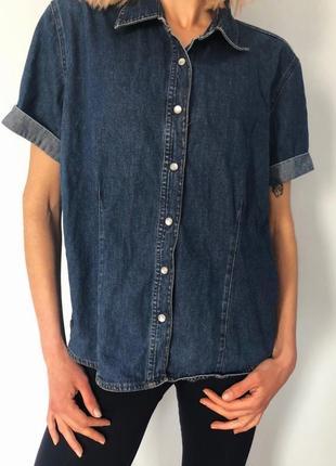 Джинсовая рубашка от lee