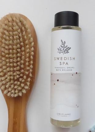 Расслабляющее средство для ванны «шведский spa-салон