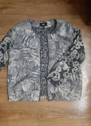 Летняя курточка h&m