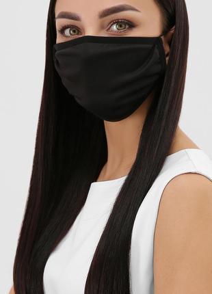Двухслойные маски с принтами