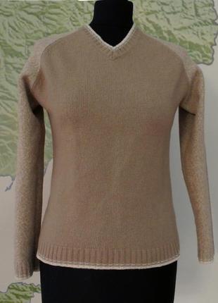 Любимый тепленький, мягенький свитерок из шерсти ламы
