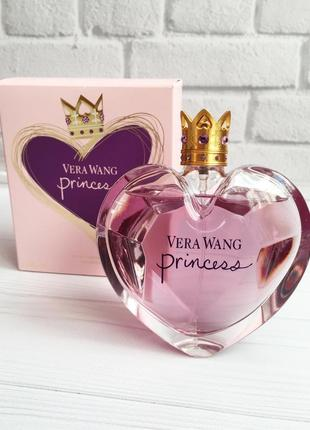 Акція! оригинал vera wang princess 100 мл оригінал духи парфуми