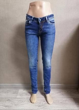 Джинсы madoc, джинсы скинни, размер 28