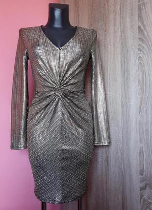 Платье миди amisu