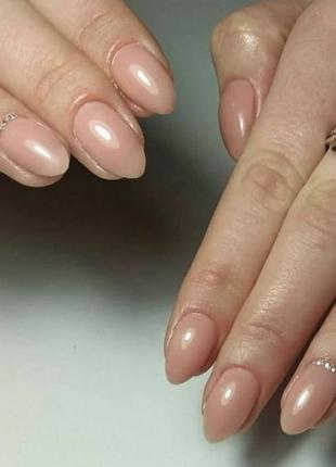 Гель для наращивания и моделирования ногтей