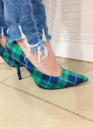 Туфли-лодочки bershka