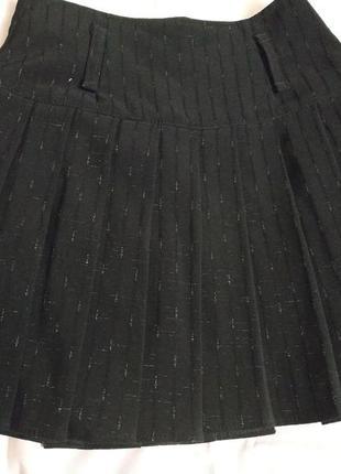 Юбка юбочка плиссировка