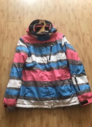Термо курточка azimuth лыжная