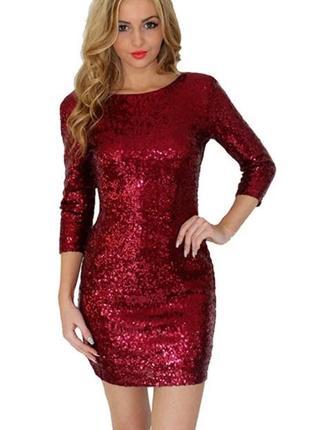 Тільки два дні ціна 400 платье паетки плаття