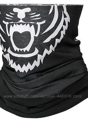 Crivit мультифункциональный флисовый бафф, хомут, шарф-снуд one-size германия