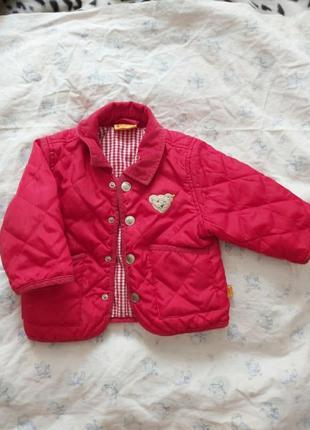 Стеганка куртка steiff