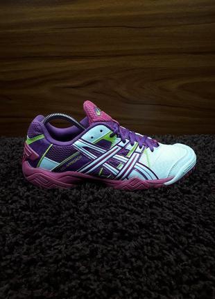 Волейбольні кросівки asics gel волейбольные кроссовки