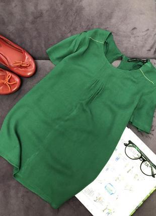 ☘️дуже мила , зелена блузочка