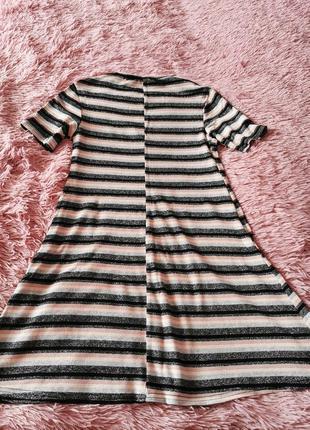 Платье с люрексом2 фото