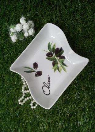 Салатник royal porcelain england collection блюдо для оливок