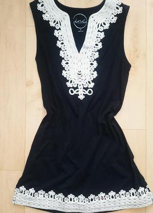 Платье короткое туника inc